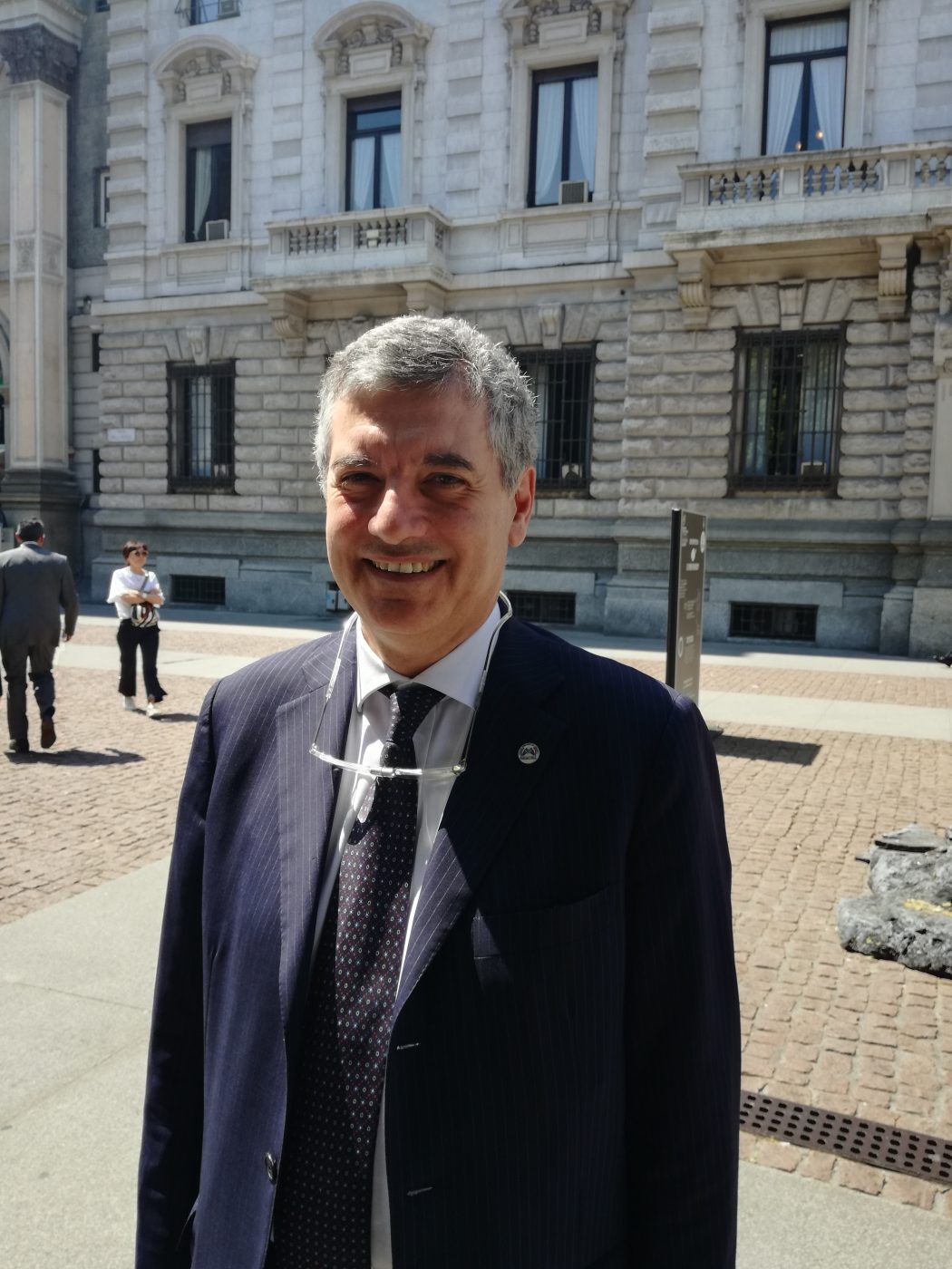 Professor Francesco Blasi