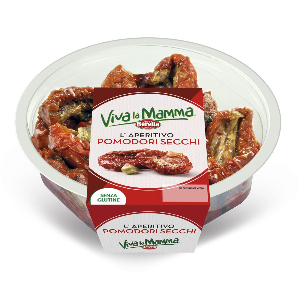 79125 Pomodori Secchi VLM 100g