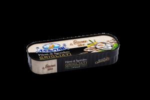 Filetti di Sgombro grigliati all'olio extravergine di oliva biologico 120g_Le Buone Idee