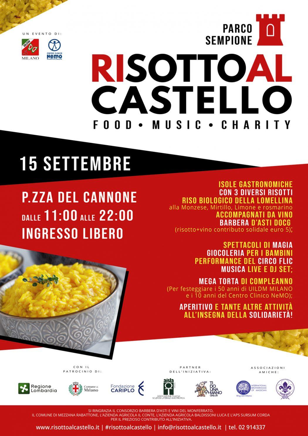 risottoalcastello-sempione-sforzesco-risotti-food-music-charity-event-milano-barbera-piazza-cannone-milanodabere-milanoeventi-sla-sma-centro-nemo-milano