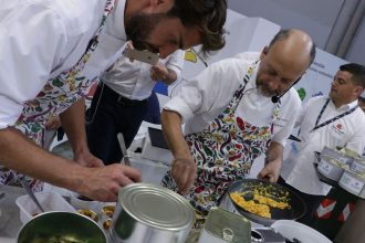 showcooking MorenoCedroni