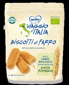 Biscotti di Farro - Emilia Romagna