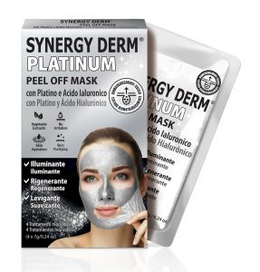 PLATINUM Peel off Mask - 1