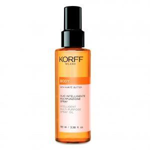 Korff_Body_Olio Intelligente Multifunzione Spray