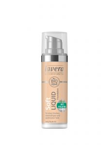 LAVERA SOFT LIQUID FOUNDATION-Ivory Nude 02-