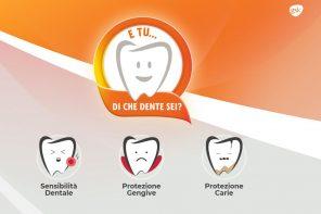 E tu di che dente sei - GSK Consumer Healthcare