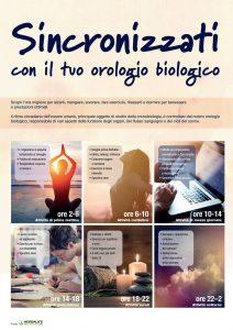 Crononutrizione_Orologio Biologico