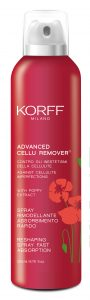 Korff_Advanced Cellu Remover_Spray Rimodellante