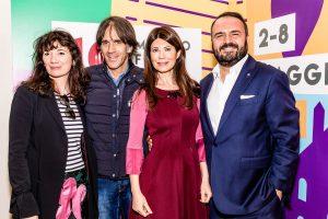 Da sx Maddalena Fossati, Davide Oldani, Susanna Messaggio e Federico Gordini